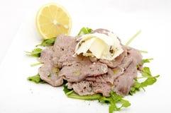cytryny mięso Fotografia Stock