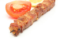cytryny mięsa pomidor Zdjęcie Stock