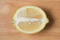 Cytryny owoc Zdjęcia Stock