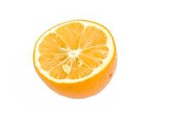 cytryny pomarańcze Zdjęcie Stock