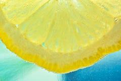 cytryny soda Zdjęcia Stock