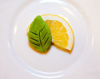 Cytryny wasabi 1 Obraz Royalty Free