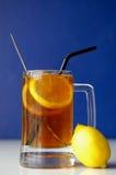 cytryny z herbaty Zdjęcie Stock