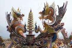 Cyuanhua Temple, Taiwan Stock Photos