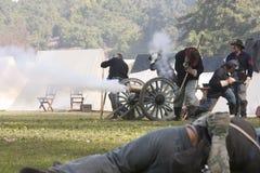 cywilna moorpark reenactment wojna zdjęcie royalty free