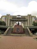 Cywilny bolivar, bolivar Cywilny, bolivar aleja, Avenida bolivar, Caracas, Wenezuela zdjęcie royalty free