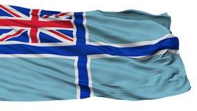 Cywilny Lotniczy chorąży Zjednoczone Królestwo flaga, Odosobniony Na bielu ilustracja wektor