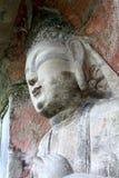 cyzelowań Chongqing dazu skała Zdjęcie Royalty Free