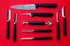 cyzelowań narzędzia Fotografia Stock