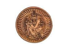Cyzelowania ganesha Obrazy Royalty Free