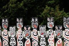 cyzelowania maoryjscy Obraz Stock