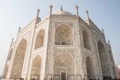 Cyzelowania na Taj Mahal Zdjęcie Royalty Free