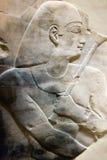 cyzelowanie faraonie egiptu Obraz Royalty Free