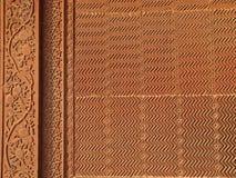 cyzelowanie wyszczególnia fatehpur piaskowa sikri Zdjęcia Royalty Free