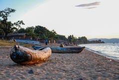 Cz??na na Jeziornym Malawi zdjęcie stock
