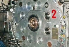 Cząsteczka akcelerator przy CERN obrazy stock