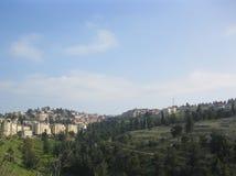Część święte miasto Safed zdjęcie royalty free