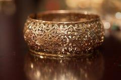 Część żeńska bransoletka w marokańczyka stylu Zdjęcie Royalty Free