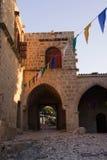 Część Agia Napa Średniowieczny monaster Fotografia Stock