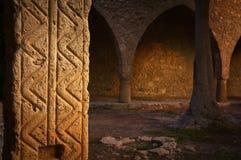 Część Agia Napa Średniowieczny monaster Zdjęcie Royalty Free
