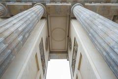 Część Brandenburg brama, Berliński Niemcy Fotografia Stock