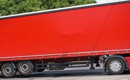 Część ciężarówka Obraz Stock