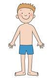 część ciała ilustracji