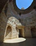 Część Diocletian rzymianina pałac Obrazy Stock