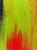 Część duży kolorowy uliczny graffiti Obraz Stock