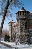 Część forteca Zdjęcie Royalty Free