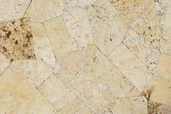Część kamienna ściana dla tła lub tekstury kamienna ściana tekstury stara Obraz Stock
