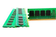 Część komputerowy RAM pamięci moduł Zdjęcie Royalty Free