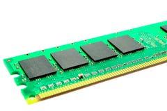 Część komputerowy RAM pamięci moduł Obraz Royalty Free