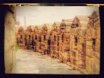 Część Kondareddy Burj obraz royalty free