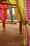 Część namiot obrazy stock