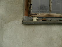 Część okno Zdjęcie Royalty Free