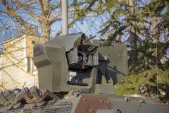 Część pojazd wojskowy Obraz Royalty Free