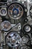 Część samochodowy silnik Obraz Royalty Free
