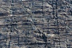 Część skały zakończenie up Obraz Stock