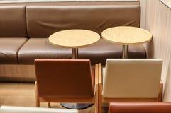 Część sklep z kawą Zdjęcie Royalty Free