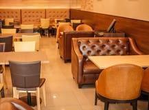 Część sklep z kawą Obraz Royalty Free