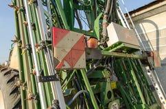 Część stara agronomic maszyna Obraz Stock