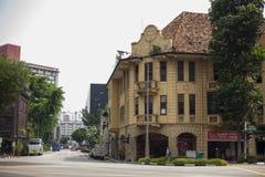 Część stara dziedzictwo budynku miasta architektura Obraz Royalty Free