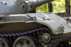 Część stary militarny wyposażenie Fotografia Royalty Free