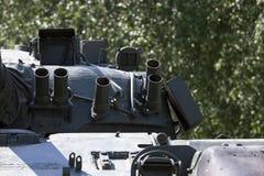 Część stary militarny wyposażenie Obrazy Royalty Free