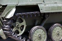 Część stary militarny wyposażenie Obraz Royalty Free