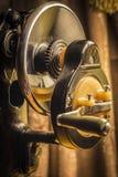 Część szwalna maszyna Obrazy Royalty Free