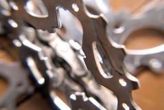 części rowerowe Obrazy Stock