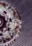 części samochodowe abstrakcyjnych zdjęcia stock