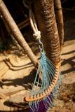 częściowa hamak plażowa dżungla Zdjęcie Royalty Free